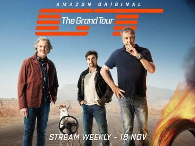 Автошоу The Grand Tour побило рекорды Amazon Prime по количеству просмотров эпизода и приобретению подписок на сервис