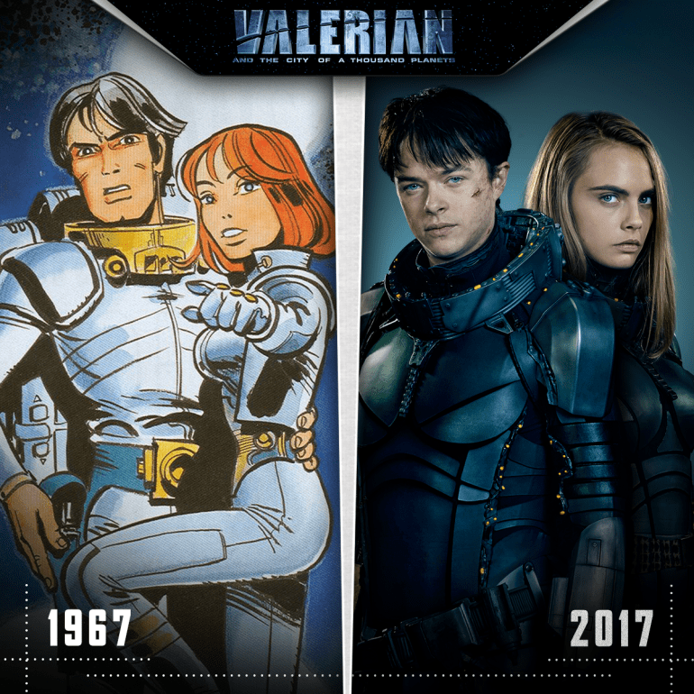 valerian-and-the-city-of-a-thousand-planets-comics