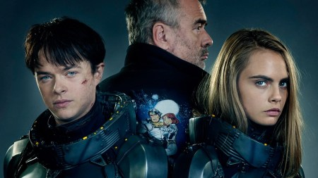 Первый трейлер фантастического фильма Люка Бессона «Валериан и город тысячи планет»