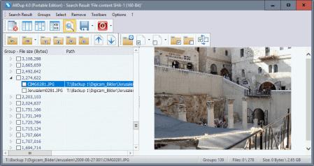 Бесплатная утилита AllDup для поиска дубликатов файлов обновлена до версии 4.0