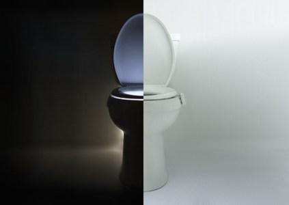 Создатели многоцветной светодиодной подсветки для унитаза IllumiBowl 2.0 уже собрали на её выпуск в 20 раз больше денег, чем рассчитывали