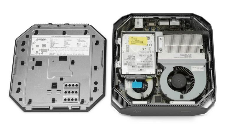 HP выпустила компактный компьютер Z2 Mini с опциональными компонентами, свойственными рабочим станциям