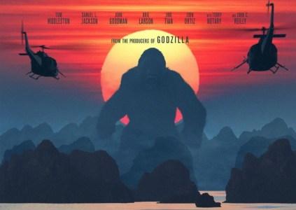 Вышел первый полноценный трейлер фильма «Конг: Остров черепа» / Kong: Skull Island