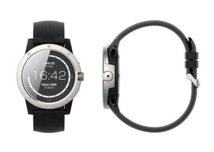 Умные часы Matrix PowerWatch работают от тепла человеческого тела и не требуют дополнительной подзарядки