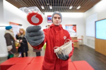 Vodafone Украина дарит жителям Запорожья 12 ГБ трафика (4 месяца по 3 ГБ) по случаю запуска 3G в городе