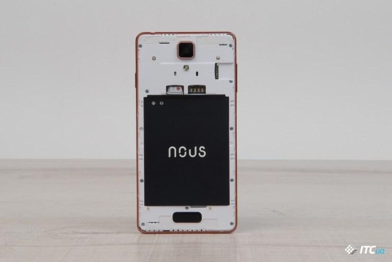 Экспресс-обзор смартфона Nous NS5006