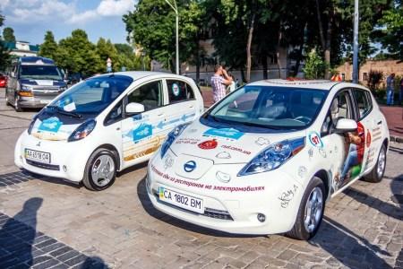В Верховную Раду Украины внесли законопроект №5494, который предлагает обнулить стоимость растаможки электромобилей и ввести льготы для электротакси