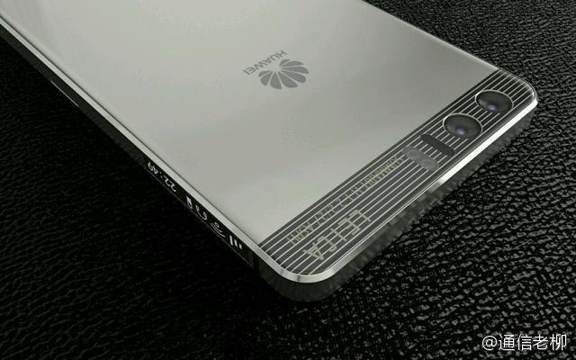 Рендерные изображения смартфона Huawei P10 свидетельствуют о безрамочном дизайне и дополнительном экране на боковой грани