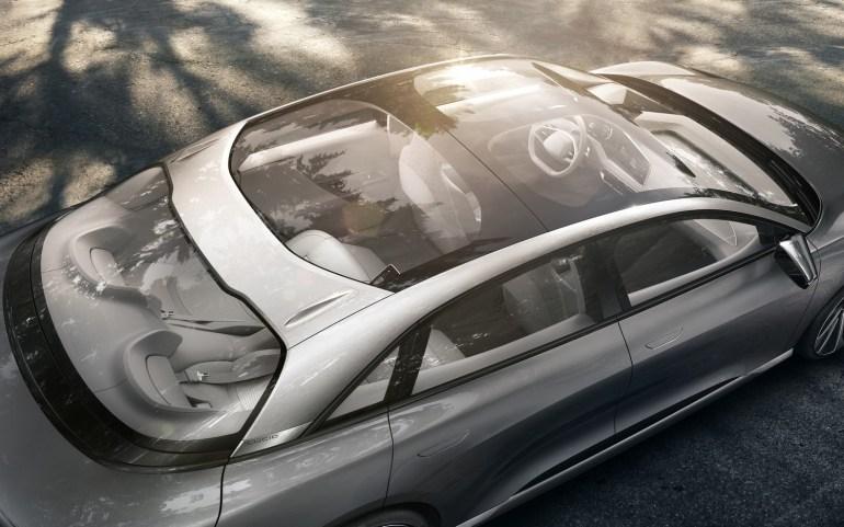 """Lucid Air - электромобиль с мощностью 1000 л.с., запасом хода 640 км, разгоном """"до сотни"""" за 2,5 с и стоимостью от $100 тыс."""