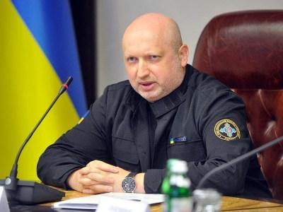 Александр Турчинов: «За мощными кибератаками последних дней на сайты украинских госорганов стоят киберпреступники из России»