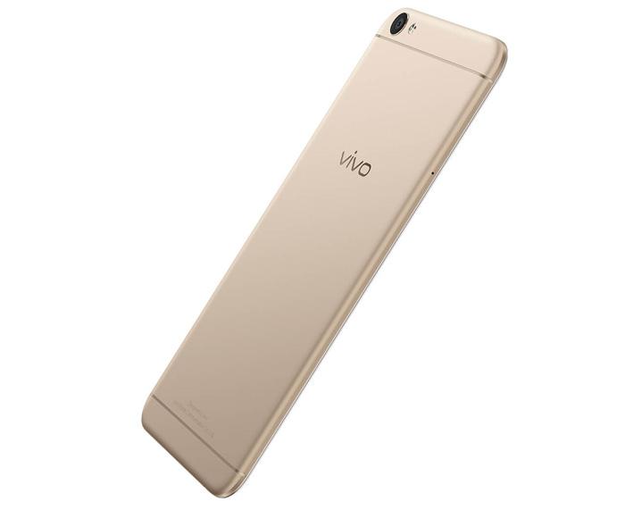 Состоялся официальный релиз смартфона Vivo V5 с 20-мегапиксельной камерой на лицевой панели