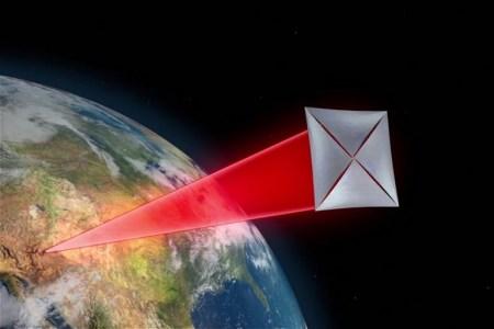 NASA поможет Хокингу с разработкой космических кораблей StarChip, способных перемещаться со скоростью, равной ⅕ скорости света