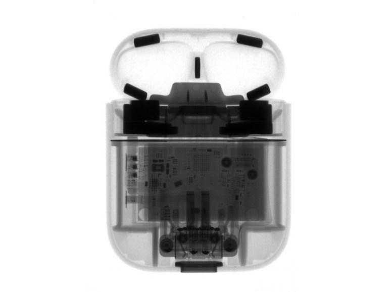 Ремонту не подлежит: В iFixit разобрали наушники Apple AirPod и комплектный чехол