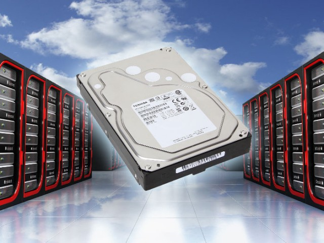 Компания Western Digital представила сверхъемкие винчестеры объемом 12 и 14 ТБ