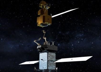 SSL изготовит для NASA космического робота-механика за $127 млн