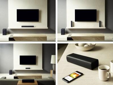 LG представила новые звуковые панели для ТВ с поддержкой технологии Dolby Atmos и мощную акустику LOUDR для вечеринок [CES 2017]