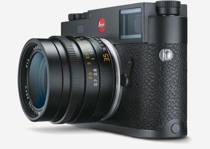 Дальномерная полнокадровая камера Leica M10 получила ряд улучшений и ценник $6495, но она не умеет снимать видео