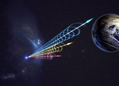 Астрономы впервые смогли определить, что быстрые радиовсплески исходят от карликовой галактики