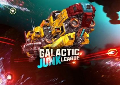 Galactic Junk League: игра в кораблики