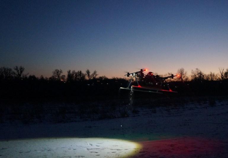 """""""2 двигателя внутреннего сгорания, 2 генератора и 4 пары электродвигателей"""": Разработчики из Matrix-UAV рассказали подробности о гибридном беспилотнике «Командор», способном на 5 часов полета на расстояние до 300 км"""