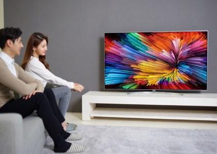 LG представит на CES 2017 обновленную линейку телевизоров SUPER UHD с технологией Nano Cell