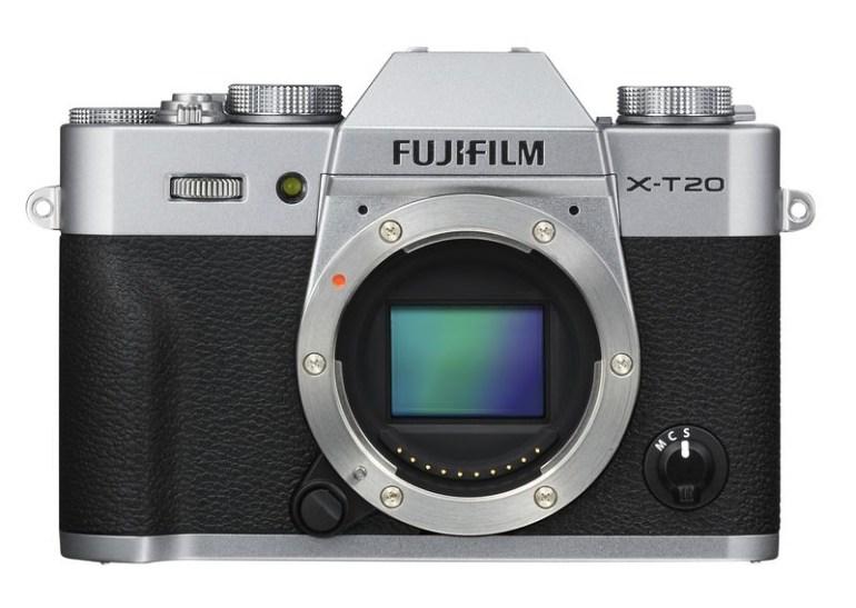 Камеры Fujifilm X100F и X-T20 получили 24-мегапиксельные сенсоры и новые системы автофокусировки