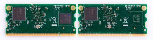 Производительность нового Raspberry Pi Compute Module 3 на порядок выше оригинальной модели, а ОЗУ – вдвое больше