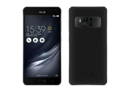 Смартфон ASUS ZenFone AR получил поддержку технологий Google Tango и Google Daydream View