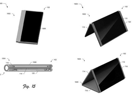 Грядущий Microsoft Surface Phone может выйти в форме складывающегося смартфона с возможностью трансформации в планшет