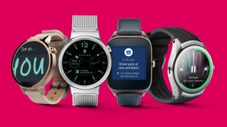 Обновление Android Wear 2.0 выйдет практически для всех умных часов со старой версией ОС [список]