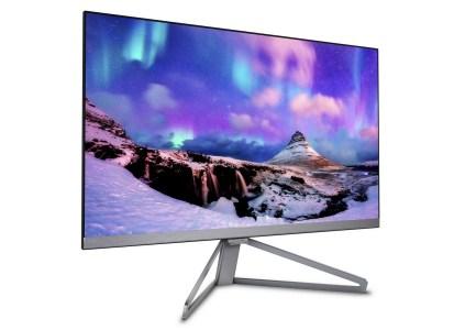 Philips Moda 245C7QJSB — стильный сверхтонкий 24-дюймовый монитор в безрамочном дизайне стоимостью порядка 6000 грн