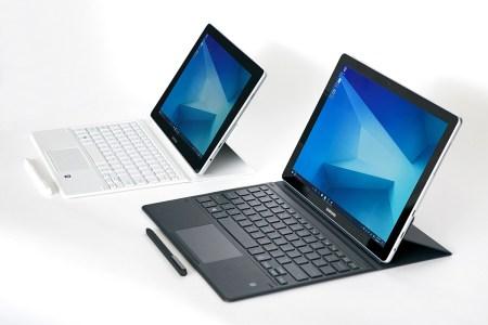 Первый взгляд на планшеты Samsung Galaxy Book 12 и Galaxy Book 10,6 с Windows 10