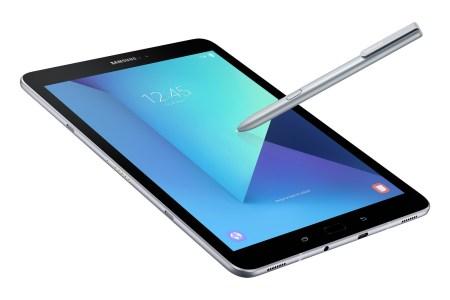 Планшет Samsung Galaxy Tab S3 представлен официально: «стеклянный» корпус, 9,7-дюймовый Super AMOLED, Snapdragon 820, 4 ГБ ОЗУ, четыре динамика AKG и новый стилус S Pen