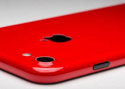Apple может выпустить красный iPhone 7 и модель iPhone SE с 128 ГБ флэш-памяти