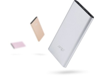 Портативный графеновый аккумулятор WPG емкостью 5000 мА•ч полностью заряжается за 10 минут