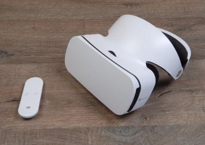 Обзор шлема виртуальной реальности Xiaomi Mi VR Headset
