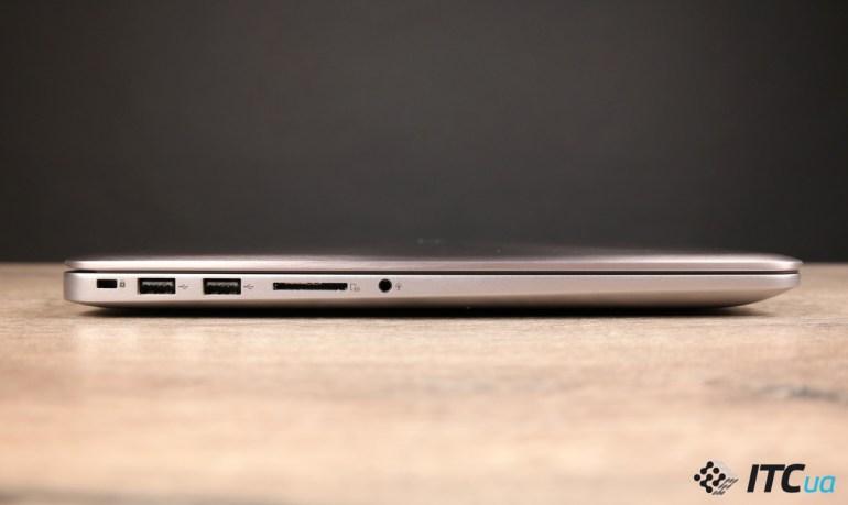 Обзор ноутбука ASUS ZenBook UX510UW