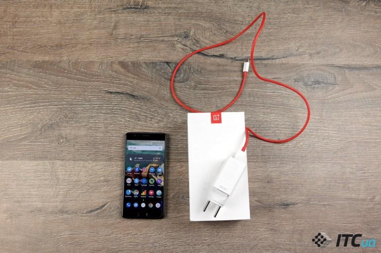 Обзор смартфона OnePlus 3T