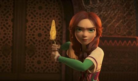 Український 3D-мультфільм «Викрадена принцеса» покажуть в Європі, на Сході і в Африці