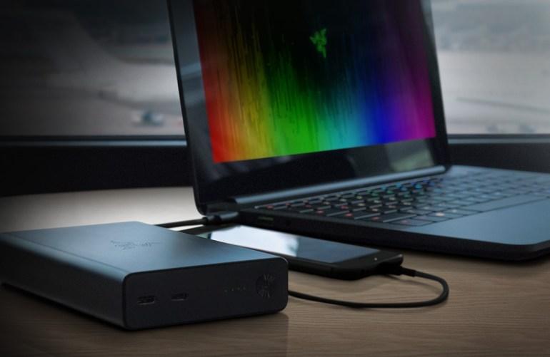 Стильный внешний аккумулятор Razer Power Bank призван компенсировать скудную автономность ноутбука Razer Blade Stealth, но стоит он дороже других более емких моделей
