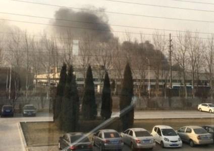 На фабрике компании Samsung SDI, которая выпускала батареи для Galaxy Note7, произошёл пожар