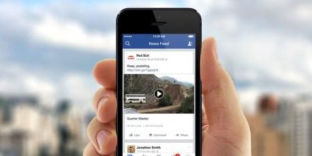 Крупное обновление Facebook принесет автоматическое проигрывание звука в видео, режим «картинка в картинке» и вертикальные видео во весь экран
