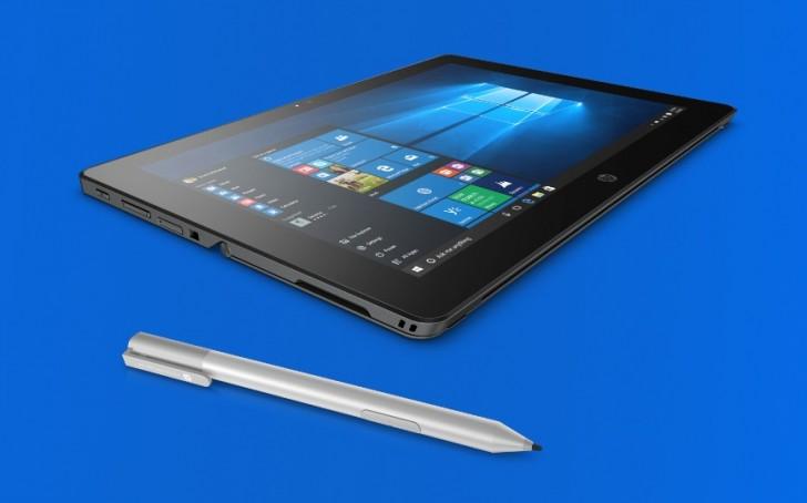 HP Pro x2 612 G2 — защищенный бизнес-планшет с Windows 10 Pro и подключаемой клавиатурой