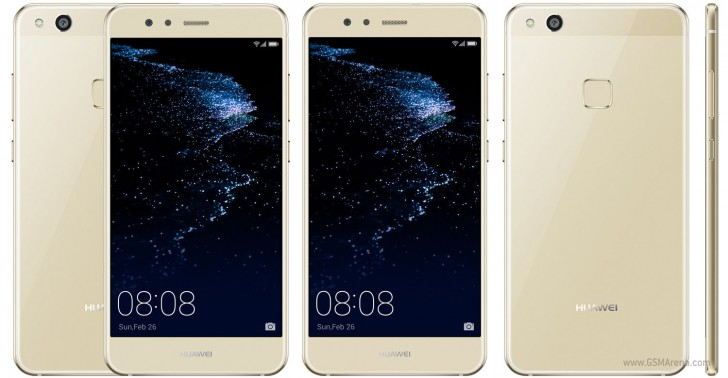 Изображения, характеристики и цена смартфона Huawei P10 Lite появились накануне предполагаемого анонса