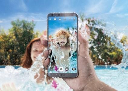 Представлен смартфон LG G6 с 5,7-дюймовым дисплеем с соотношением 18:9 и двойной камерой