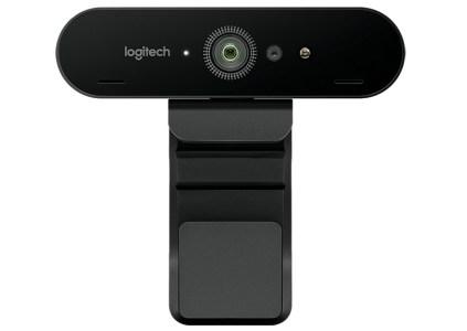 Новая веб-камера Logitech Brio поддерживает 4K HDR и Windows Hello
