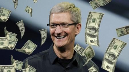 У Apple рекордная выручка и новый рекорд продаж iPhone