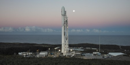 SpaceX «отобрала» у «Роскосмоса» контракт на запуск испанского радиолокационного спутника наблюдения Земли PAZ