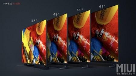 Новые умные телевизоры Xiaomi Mi TV 4A стоят от $300