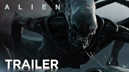 Во втором трейлере фильма «Чужой: Завет» / Alien: Covenant показали нового ксеноморфа